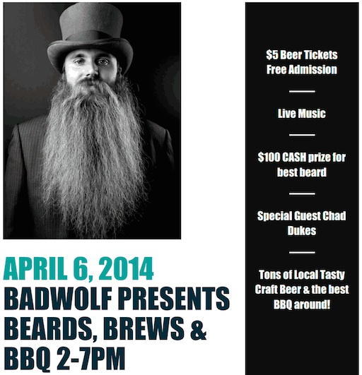 Beards, Brews, and BBQ