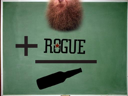 Sweet Beard + Rogue Brewery = New Crustacean Ale